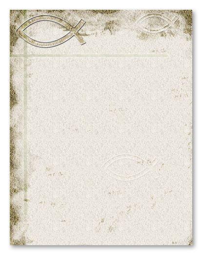 Free Printable Religious Christmas Stationery Borders