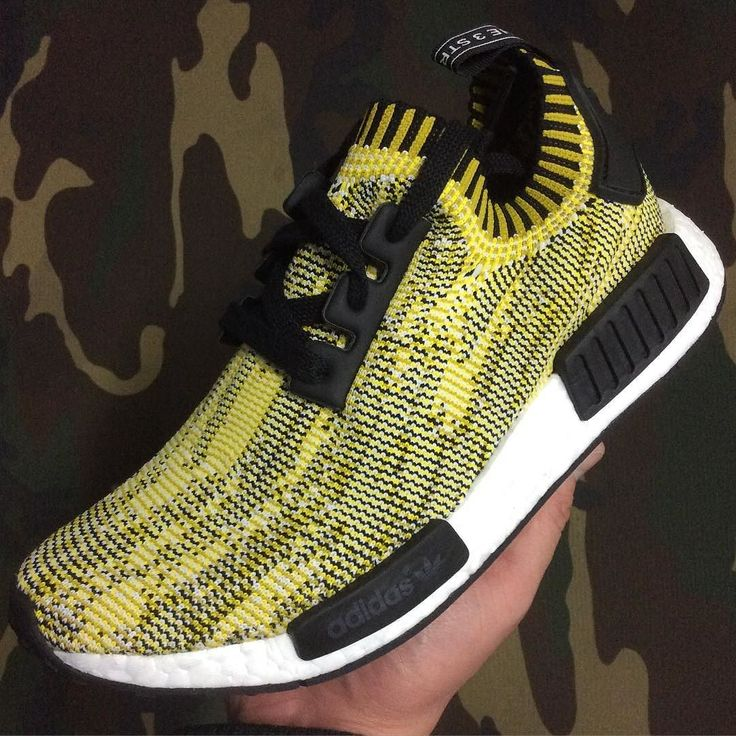 adidas nmd runner pk yellow camo thanks blackrainbowparis clemsblackrainbow  . ...