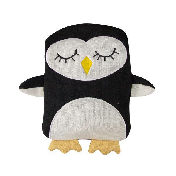 Feelgood Australia Haven Comfort Penny the Penguin Wheat Heat bag