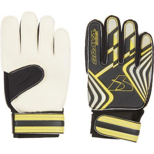 Brava™ Soccer Kids' Junior Goalie Gloves