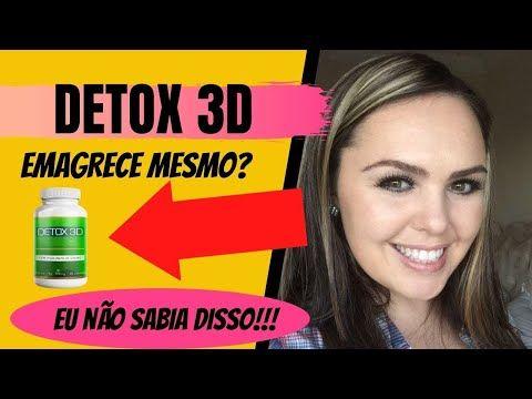 detox 3d reclame aqui