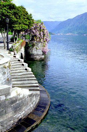 Tremezzo, @ Lake Como, Province of como, Lombardy region Italy