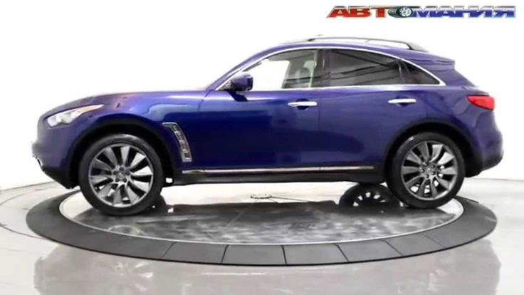 INFINITI FX35 AWD Luxury SUV 2012