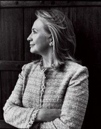Nine Days with Hillary Clinton