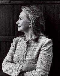 Nine Days with Hillary Clinton
