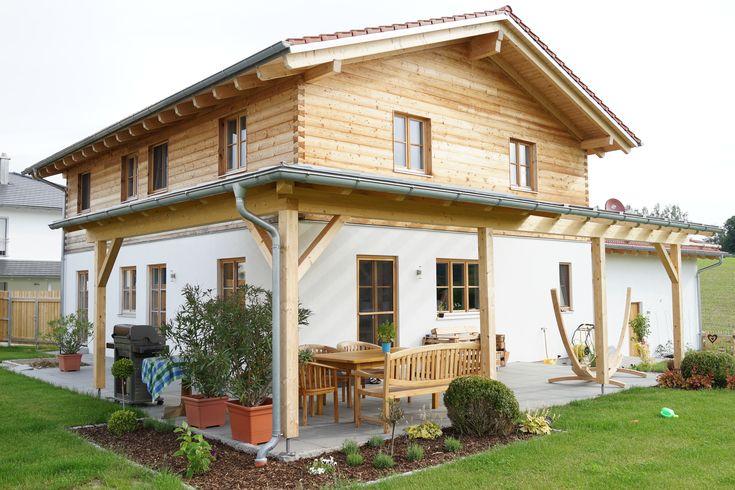 Gesundes Wohngefühl mit viel Komfort! – Huber Holzbau