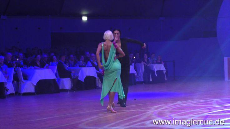 Gabriele Goffredo & Anna Matus • Rumba • Euro Dance Festival 2016
