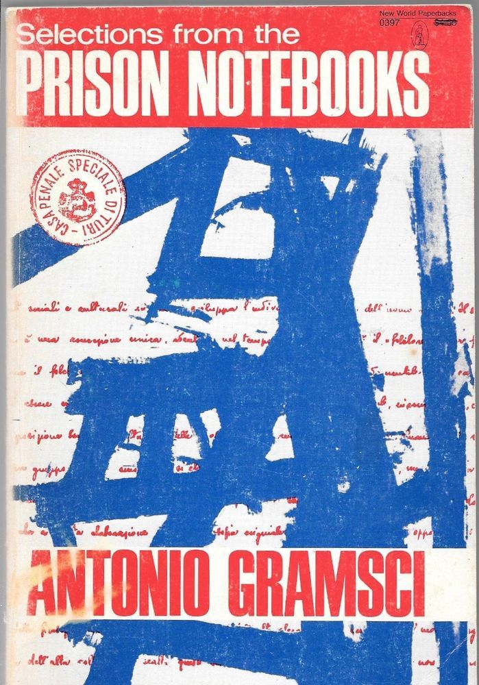 Selections from the Prison Notebooks of Antonio Gramsci 1980 Paperback Edition #InternationalPublishers
