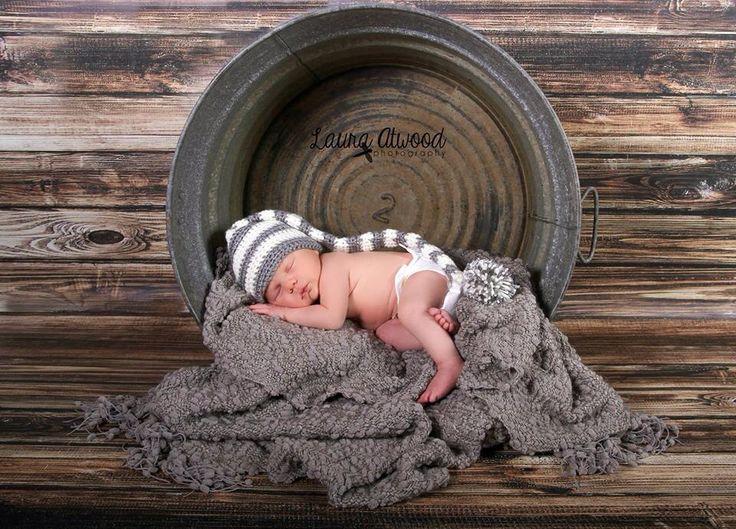 Newborn baby boy pictures