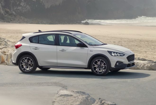 2019 Ford Focus Active Price Review Specs Release Date Crossover Ford Focus Subaru Outback