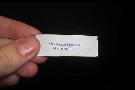 16 Fantastic Fortune Cookie Fortunes