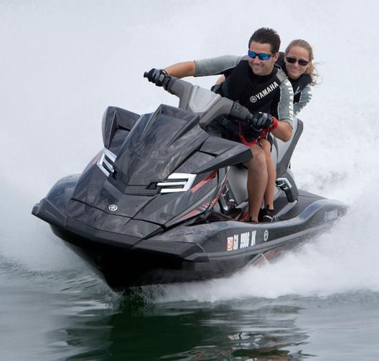 Yamaha WaveRunners - FX SHO. Looks like a transformer! very nice