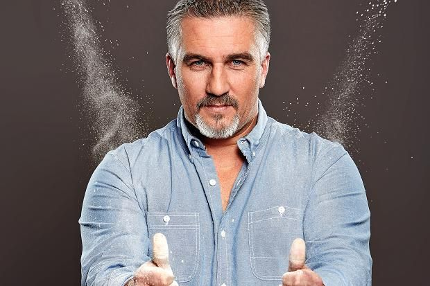 """""""Mary Berry and I get on like a house on fire. I treat her like my mother"""" - Baker Paul Hollywood, 48, has been a judge on The Great British Bake Off since 2010. He used to be head baker at the Dorchester. After the news broke last year of his affair with his American Baking Competition co-star Marcela Valladolid, he split and later reconciled with his wife Alexandra, also a chef. They live in Kent with their 13-year-old son, Josh."""
