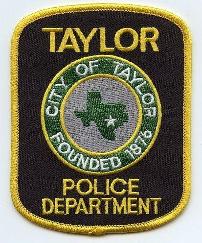Taylor TX PD