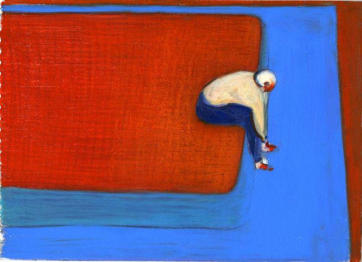 Lorenzo Mattotti - Pastels on paper, n° 1 SOLD Comic Art