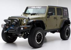 Falken Tire and Jeep Jamboree Giving Away A Brand New 2013 Jeep Wrangler