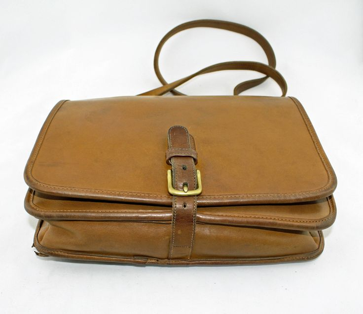 Excited to share the latest addition to my #etsy shop: Vintage Coach 1970's NYC Bonnie Cashin Era Saddle Pouch Crossbody Messenger Bag in Tan/Camel Glove-Tanned Leather, Authentic Coach Bag http://etsy.me/2B8syPj #bagsandpurses #brown #barbatmitzvah #christmas #gold #v