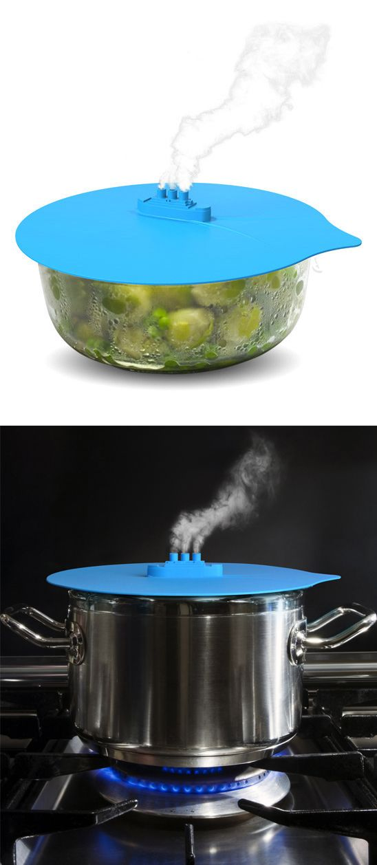 Ship steam lid #product_design