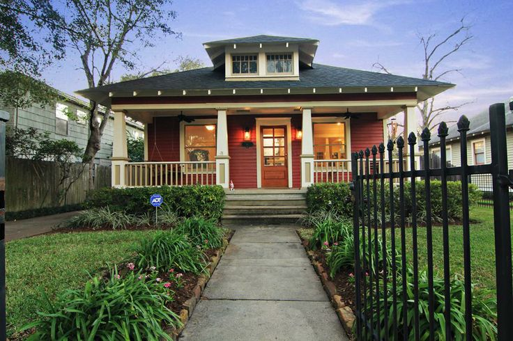 Craftsman House front