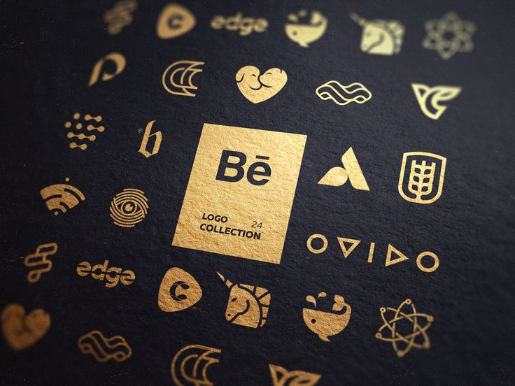 "Check out my @Behance project: ""Selected logos"" https://www.behance.net/gallery/54261563/Selected-logos"