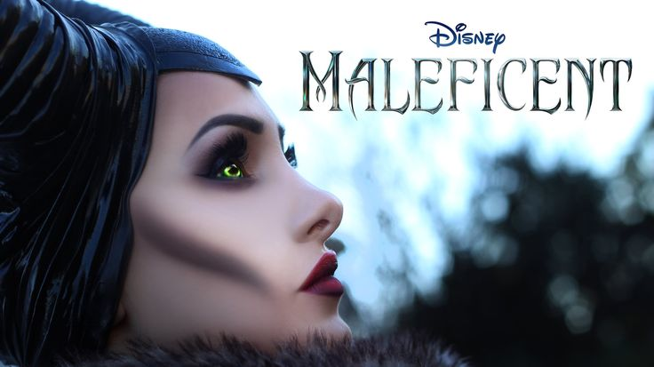 MALEFICENT Disney - Il make up di Angelina Jolie (+playlist)