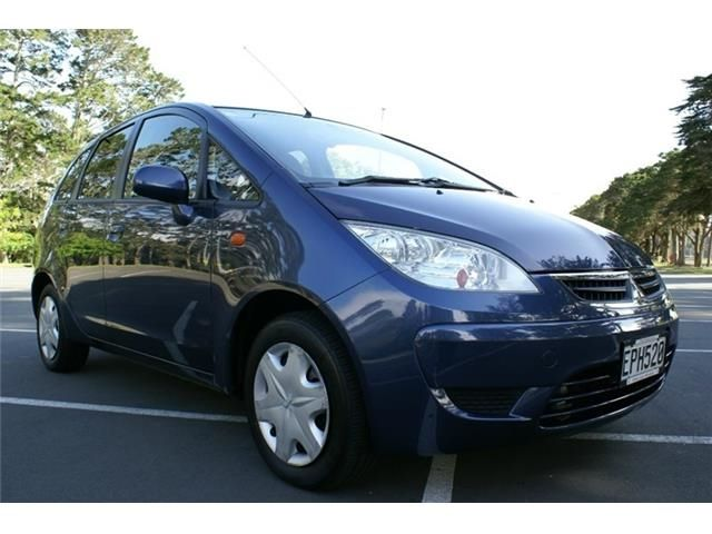 2008 Mitsubishi Colt Plus at $10,990. Finance available