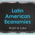 This 49-page file is a presentation that compares the economies of Brazil and Cuba. Topics discussed: Economic System, Land Use, Natural Resources,...