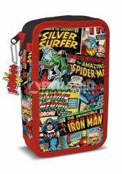 Marvel Filled Pencil Case