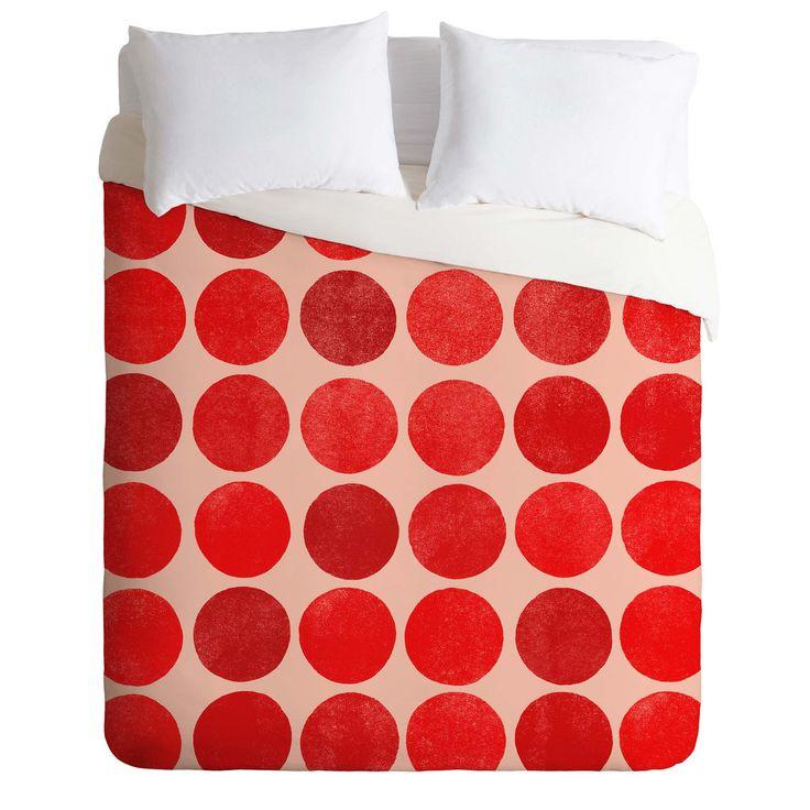 Best 25 Red Duvet Cover Ideas On Pinterest Red