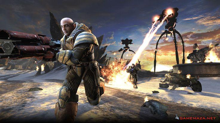 Unreal Tournament 3 Gameplay Screenshot 2