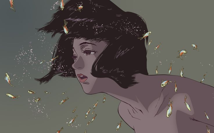 satoshi kon's perfect blue - Google Search