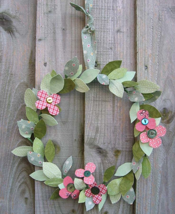 craft ideas flowers 21 best images about easy to make wreaths on 1535