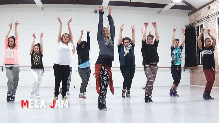 'Bang Bang' Jessie J | Ariana G | Nicki M choreography by Jasmine Meakin...