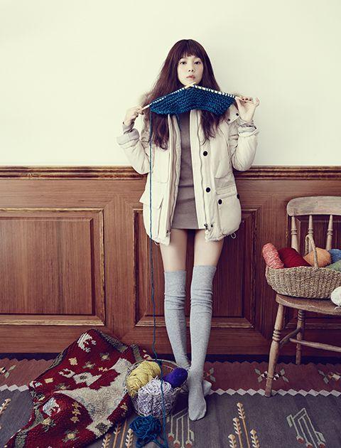 Yoon Seung Ah Thursday Island Winter 2013 Catalogue