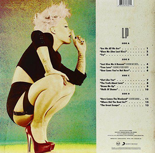 The Truth About Love (Pinkfarbene Doppel-Vinyl inkl. CD) [Vinyl LP] - Pink: Amazon.de: Musik. Vinyl (14. September 2012) Anzahl Disks/Tonträger: 1 Label: Sony Music ASIN: B008QWFMNE