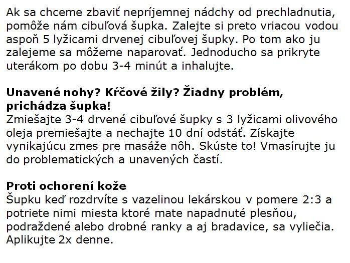 Tiež vyhadzujete šupky z cibule? Po tomto článku to už neurobíte nikdy! | Radynadzlato.sk