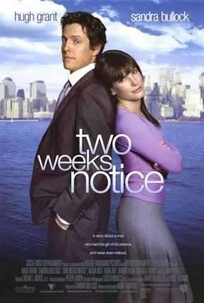 movies with sandra bullock and hugh grant - Google Search  Cute movie...loved