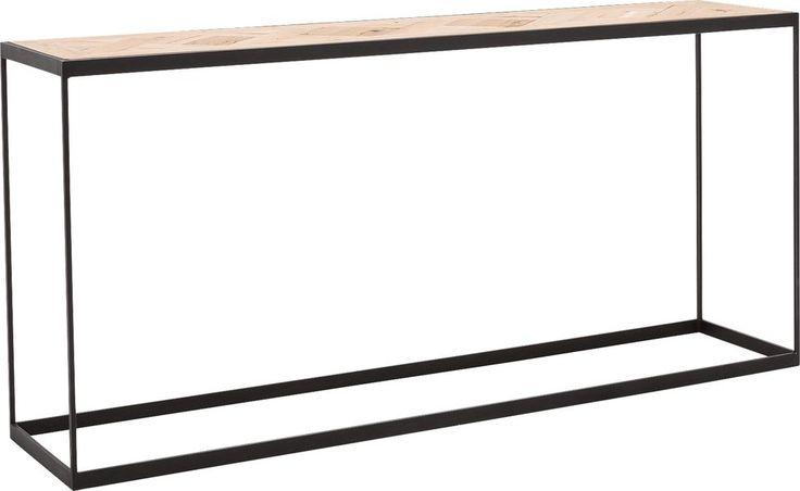 699 Euro Wandtafel Oxford is gemaakt van massief grof eikenhout en heeft een verfijnd metalen onderstel. Oxford een stoere uitstraling. De wandtafel is volledig handgemaakt en ambachtelijk vervaardigd, waardoor dit meubel een icoon zal zijn in uw interieur. Oxford verfijnd en stijlvol,Afmeting van wandtafel Oxford is 160x35cm en hij is 75cm hoog.