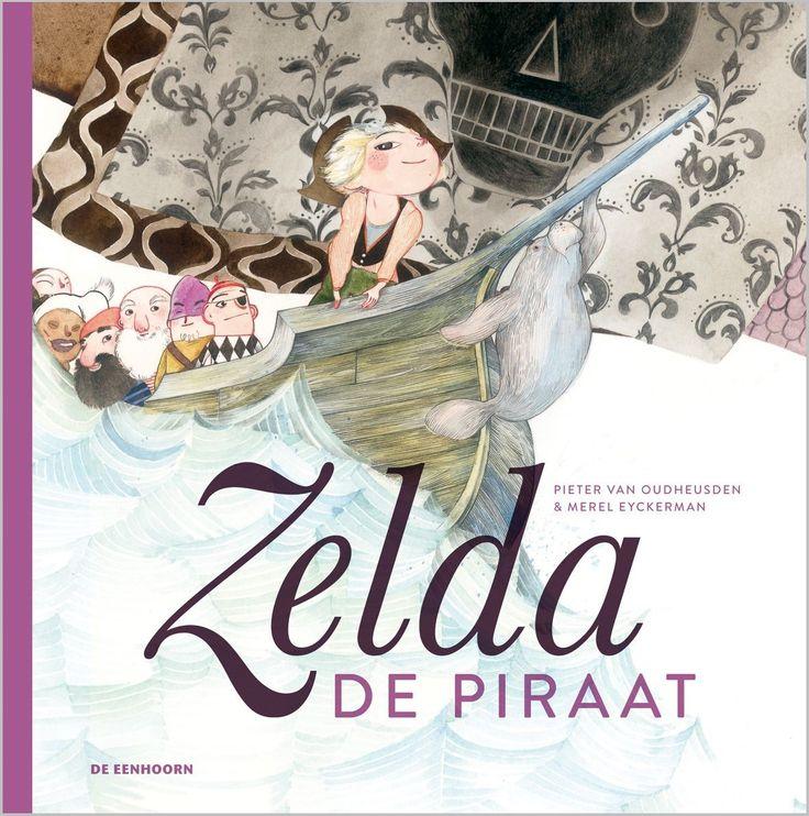 Zelda+de+piraat+-+