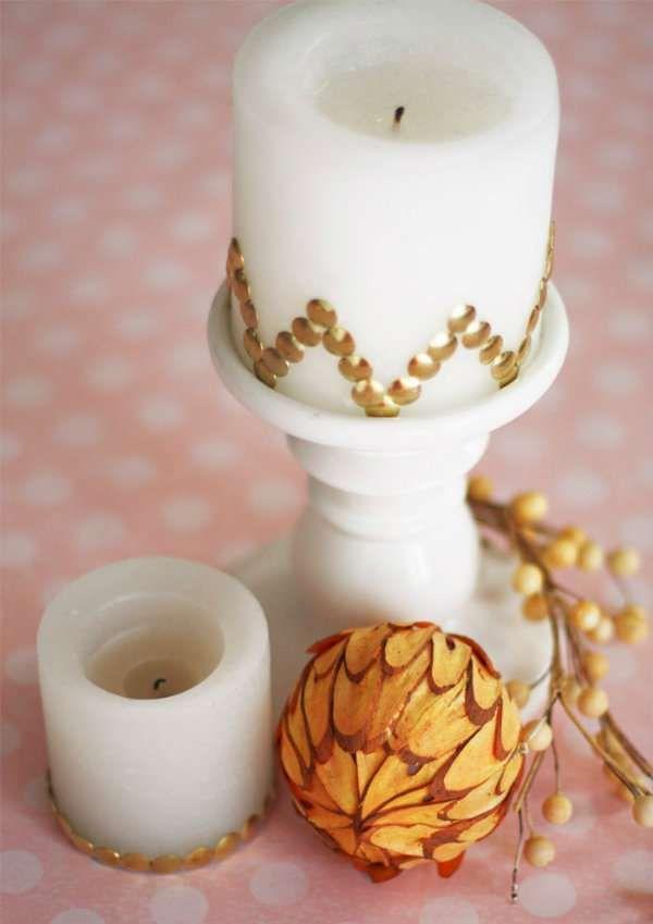 les 20 meilleures idées de la catégorie bougies décorées sur