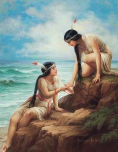 Il Diluvio.... secondo gli Indiani d'America del Sud :: Storia e Mito
