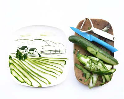 Kreatywne jedzenie | Art lesche