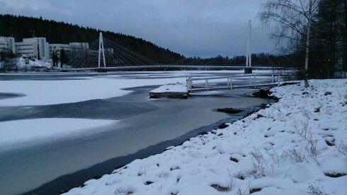 Mattilanniemi campus 1.12.2013