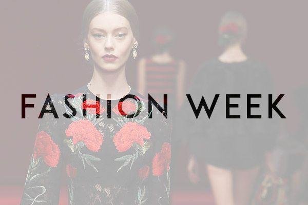 Moda Primavera Estate 2015 – Fashion Week