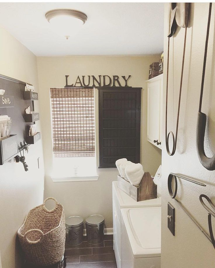 See this Instagram photo by @homedecormomma • #laundry room #safety pins #safety pin plaques #laundry letters #drying rack #diy chalkboard #chalkboard #diy chalk board organizer #ballard designs #laundry drying rack #galvanized #pet food containers #laundry basket #laundry room decor #farm house style #farm house decor #modern farmhouse #laundry love #vintage #vintage inspired #vintage farmhouse #industrial farmhouse