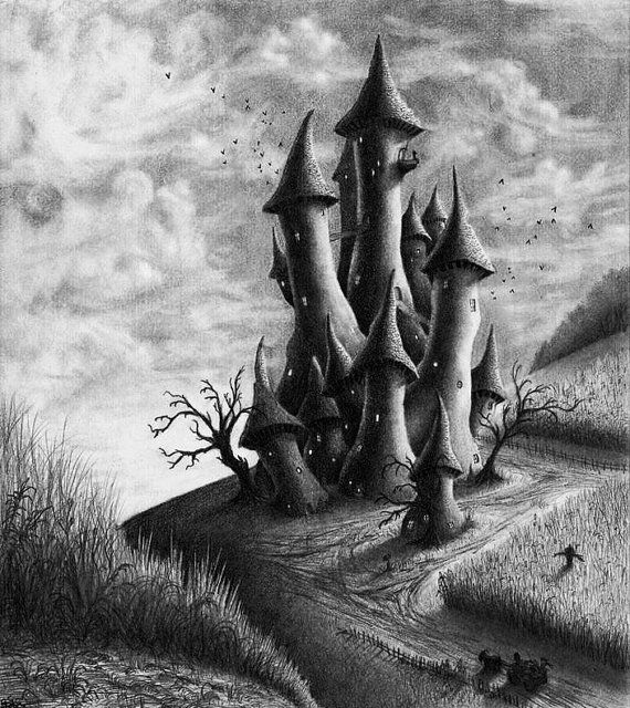 19 best cool artwork images on pinterest pencil drawings for Cool fantasy drawings