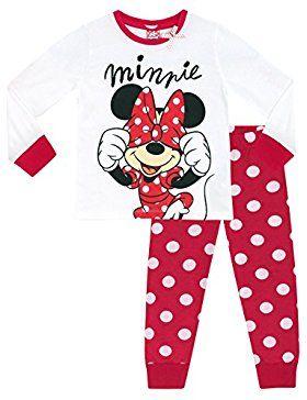 5c0ab5b3b5 Disney Minnie Mouse - Pijama par