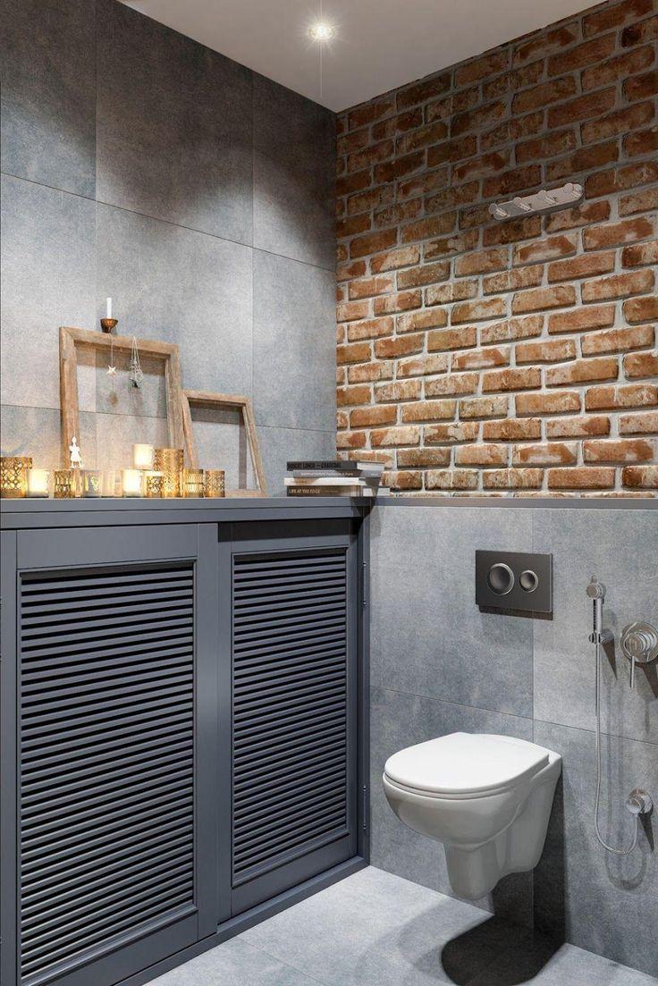 Dekorierte Badezimmer: 100 Ideen mit Dekorationstrends