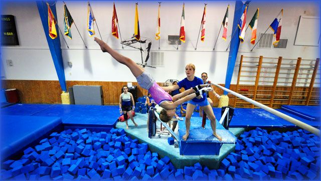 International Gymnastics Camp : Summer Gymnastics Camp Training in Pennsylvania