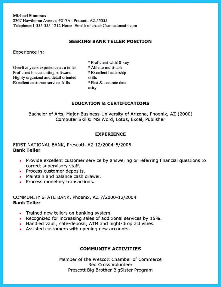 15 best Workplace images on Pinterest Resume ideas, Resume tips - resume sample for job